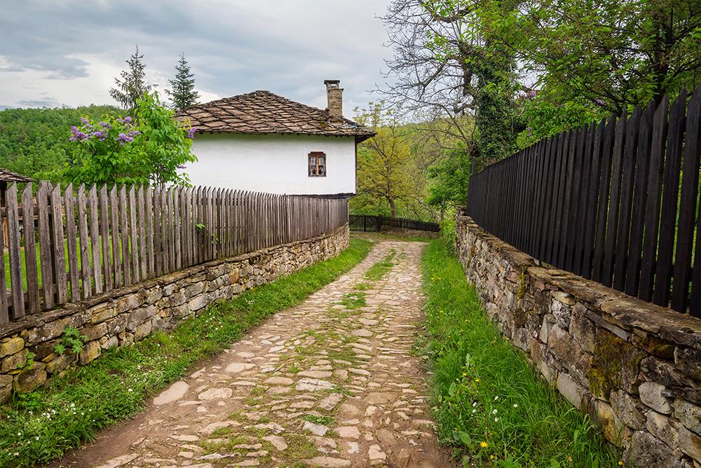 Живот на село